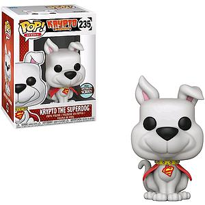 Pop! Heroes DC Super Heroes Vinyl Figure Krypto #235 Specialty Series Exclusive