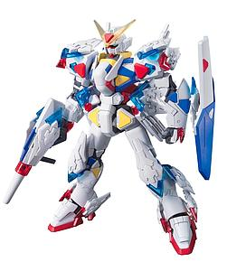 Gundam High Grade Gunpla Builders 1/144 Scale Model Kit: #006 GPB-X80-30F Beginning 30 Gundam