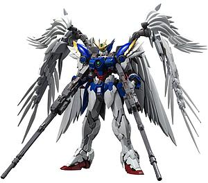 Gundam High-Resolution Model 1/100 Scale Model Kit: Wing Gundam Zero EW