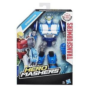 "Transformers Robots in Disguise Hero Mashers 6"" Action Figure Strongarm"