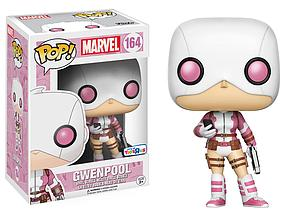 Pop! Marvel Vinyl Bobble-Head Figure Gwenpool (with phone) #164 Toys R Us Exclusive