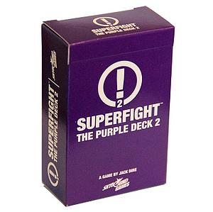 Superfight: Purple Deck 2 - Scenarios