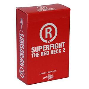 Superfight: Red Deck 2 (Adult)