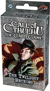 Call of Cthulhu: The Card Game - The Twilight Beckons Asylum Pack