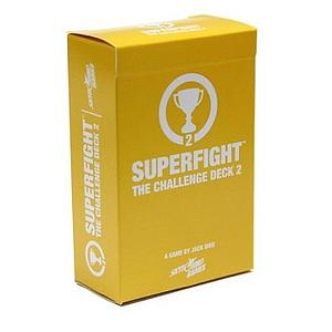 Superfight: Yellow Deck 2 - Challenge