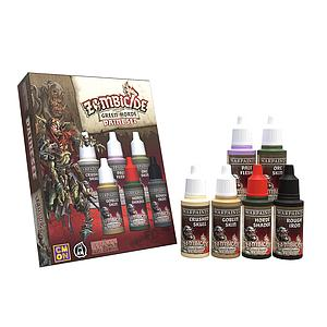The Army Painter Warpaints - Zombicide Green Horde Paint Set (WP8031)