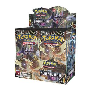 Pokemon Trading Card Game: Sun & Moon (SM6) Forbidden Light Booster Box
