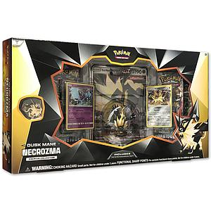 Pokemon Trading Card Game: Dusk Mane Necrozma Premium Collection