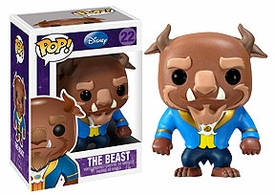 Pop! Disney Beauty & the Beast Vinyl Figure Beast #22 (Vaulted)