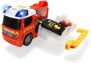 Fire Engine Push & Play