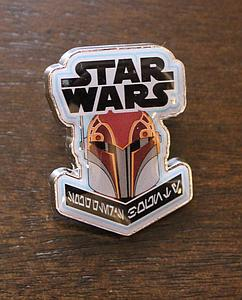 Pop! Pins Star Wars Rebels Sabine Wren Pin Smuggler's Bounty Exclusive