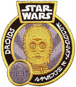 Pop! Patches Star Wars C-3PO Patch Smuggler's Bounty Exclusive
