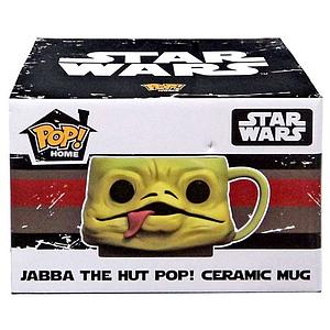 Pop! Home Jabba the Hut Ceramic Mug Smuggler's Bounty Exclusive