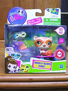 Pets Littlest Pet Shop: Tricks & Talents Ferret