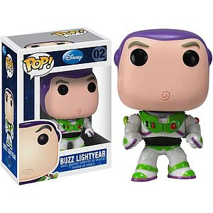 Pop! Disney Toy Story Vinyl Bobble-Head Buzz Lightyear #02 (Retired)