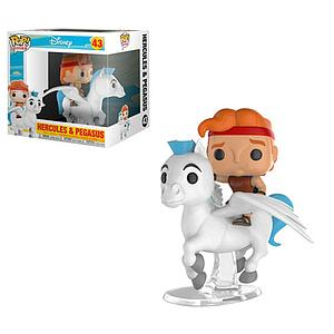 Pop! Rides Disney Hercules Vinyl Figure Hercules with Pegasus #43