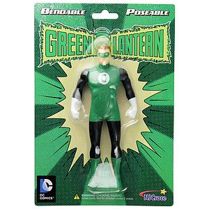 NJ Croce Bendable Comic Green Lantern