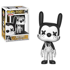 Pop! Games Bendy and the Ink Machine Vinyl Figure Dead Boris #290