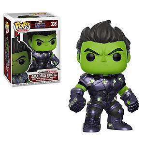 Pop! Games Marvel Future Fight Vinyl Bobble-Head Amadeus Cho as Hulk #336