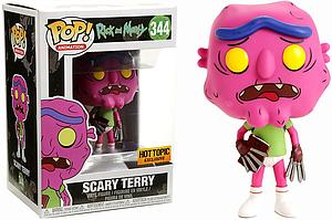 Pop! Animation Rick & Morty Vinyl Figure Scary Terry (No Pants) #344 Hot Topic Exclusive