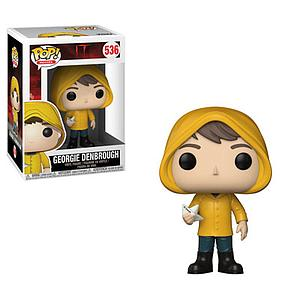 Pop! Movies IT (2017) Series 2 Vinyl Figure Georgie Denbrough with Boat #536