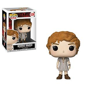 Pop! Movies IT (2017) Series 2 Vinyl Figure Beverly Marsh with Key Necklace #539