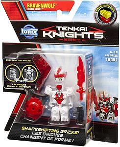 Ionix Tenkai Knights Set: Bravenwolf (10001)