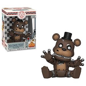 Five Nights at Freddy's Arcade Vinyl: Nightmare Freddy #02