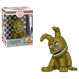 Five Nights at Freddy's Arcade Vinyl: Plushtrap