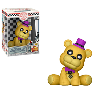Five Nights at Freddy's Arcade Vinyl: Golden Freddy
