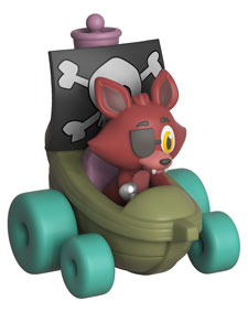 Five Nights at Freddy's Super Racers: Foxy the Pirate