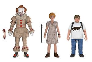 IT 3-Pack: Pennywise, Beverly & Ben