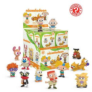Mystery Minis Blind Box: Nickelodeon 90's (1 Pack)