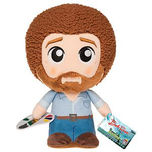 Supercute Plushies - Bob Ross