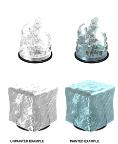 Dungeons & Dragons Nolzur's Marvelous Unpainted Miniatures: Gelatinous Cube