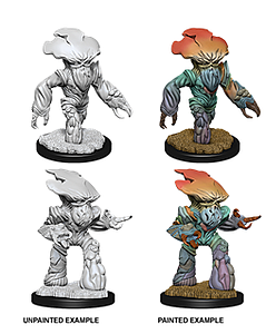 Dungeons & Dragons Nolzur's Marvelous Unpainted Miniatures: Myconid Adults