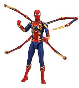 Marvel Select: Iron Spider