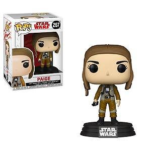 Pop! Star Wars The Last Jedi Vinyl Bobble-Head Paige