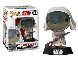 Pop! Star Wars The Last Jedi Vinyl Bobble-Head Caretaker