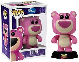 Pop! Disney Toy Story Vinyl Bobble-Head Lotso #13 (Retired)