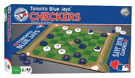 Toronto Blue Jays Checkers