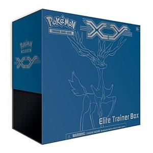 Pokemon Trading Card Game: XY Elite Trainer Box Xerneas