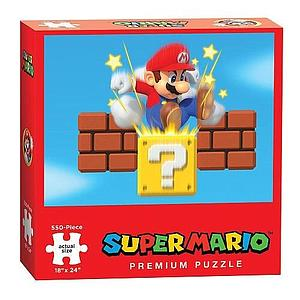 Puzzle: Super Mario Block Smasher