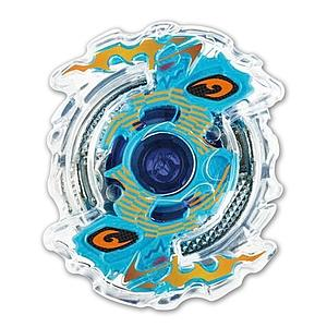 Beyblade Burst B-06 Booster Ragnaruk Central Accel (Attack Type)
