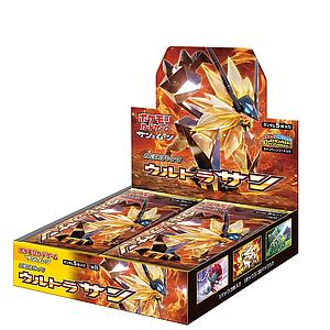 Pokemon Trading Card: Sun & Moon Ultra Sun Booster Box (30 Packs)