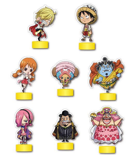 One Piece - Acrylic Diorama Hall Cake Island (Assorted)