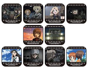 Girls und Panzer der Film - Mini Towel (Assorted)