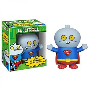 Ugly Dolls Vinyl Figure Babo Superman