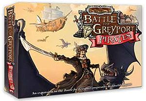 Red Dragon Inn: Battle for Greyport - Pirates