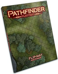 Pathfinder Playtest: Flip-Mat Multi-Pack